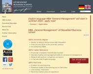 Bild Düsseldorf Business School Alumni an der Heinrich-Heine-Universität e.V.