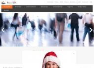 Bild Webseite EASTEK SYSTEMS Hamburg