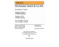 Bild ECO Ehrlichster GmbH & Co. KG