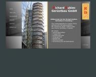 Bild Webseite Dubiec und Labuda Hamburg