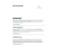 Bild Ecologne Verwaltungsgesellschaft mbH