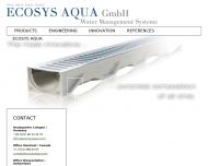 Bild Ecosys Aqua GmbH