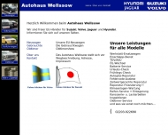 Bild Autohandel Wellßow GmbH