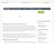 Bild Webseite efa Dienstleistung München