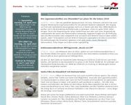 Bild Webseite Effet Düsseldorf