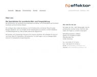Bild effektor agentur für interaktive medien e.K.