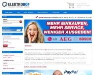 Bild Webseite  Pettstadt
