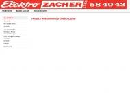 Bild Elektro Zacher GmbH