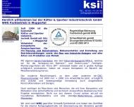 Bild Kötter & Sperber Industrietechnik GmbH