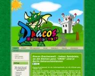 Bild Webseite Dracos Drachenwelt Berlin