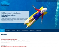 Website Eigenbetrieb bellamar