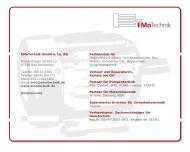 Bild EMo Technik GmbH & Co. KG