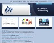 Bild Webseite Empreinte Media Berlin