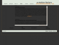 Bild e-motion-factory GmbH Film- und Fernsehproduktion