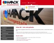 Bild Webseite EMG Raumgestaltung Hamburg