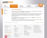 Bild Webseite ENETIXX Köln