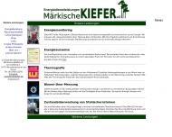 Bild Energiedienstleistungen Märkische Kiefer e.G.
