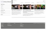 Bild Webseite EMP EDV-Vertriebsgesellschaft für Mikro- und Peripheriesysteme Hamburg