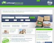 Website PWIB Wohnung Infobörse