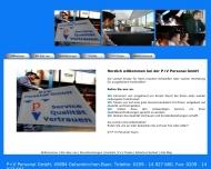 Bild P + V Personal GmbH
