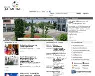 Bild Entwicklungs- und Wohnungsbaugesellschaft Germering mbH (EWG)