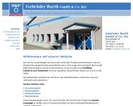 Bild Gebr. Barth GmbH & Co. KG
