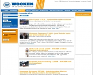 Website Wocken Industriepartner
