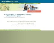 Bild Lipid Therapeutics GmbH