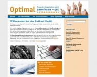 Bild Optimal Personal & Organisation GmbH