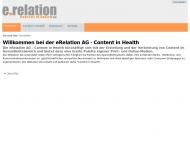Bild eRelation AG