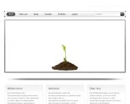 Bild Webseite ETHACON real estate Hamburg