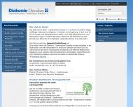 Website E & V Dresden Wohnen