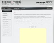 Website EXCESS MEDIA