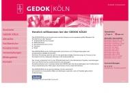 Bild GEDOK - Gemeinschaft der Künstlerinnen und Kunstförderer, Gruppe Köln e.V.
