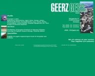 Bild Geerz Gebr. GmbH