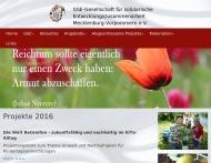 Bild Gesellschaft für solidarische Entwicklungszusammenarbeit M.-V. (GSE) e.V.