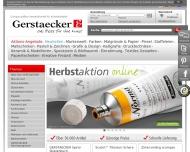 K?nstlerbedarf online kaufen - K?nstlershop gerstaecker.de