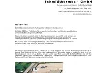 Bild Schmidthermes GmbH