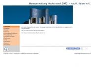 Hausverwaltung Hecker Nachf. Kaiser e.K. - D?sseldorf - Immobilien Wohnungen Mietwohnungen H?user Wo...