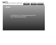 Bild HCL HANSE CONTAINER LOGISTIK GmbH