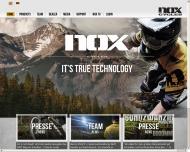 Bild Webseite Hawk Bike Sales Berlin