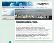 Bild Webseite HCH High Chem Hamburg Hamburg