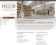 Bild H.C.C.O Hamburg Cocoa & Commodity Office GmbH