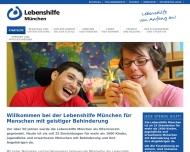 Bild Webseite Heim & Wohnen München