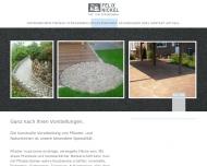 Bild J. J. M. Nickel Pflasterkunst im Garten GmbH & Co. KG