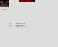 Website JHB Management Consult