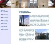 Bild Webseite J. O. Immobilien Frankfurt