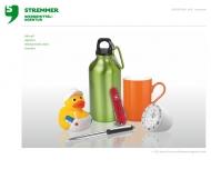 Bild Webseite Jochen Stremmer Werbemittelagentur Wuppertal