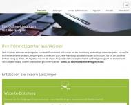 Bild Webseite  Weimar
