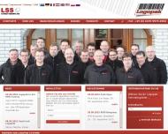 Bild Webseite Logopak West Vertriebsgesellschaft Düsseldorf